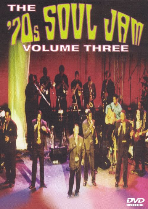The '70s Soul Jam, Vol. 3 [DVD]