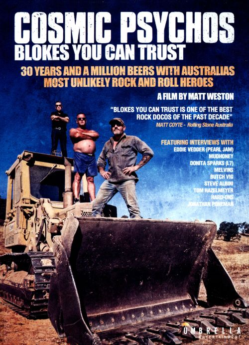 Blokes You Can Trust [Video]