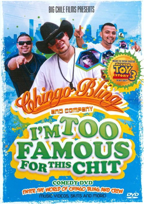 I'm Too Famous for This Chit [DVD]