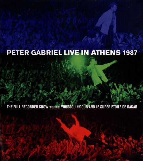 Live in Athens 1987 and Play
