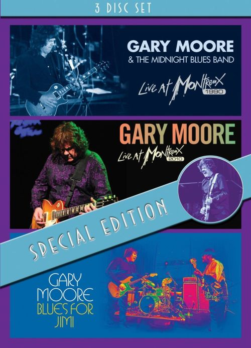 Live at Montreux 1990/Live at Montreux 2010/Blues for Jimi