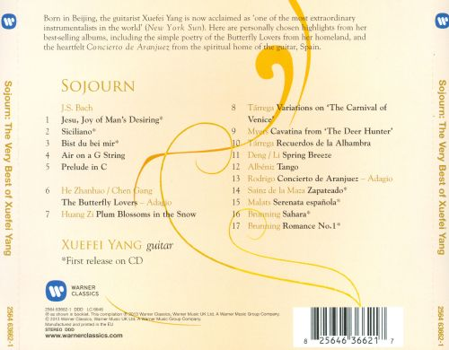 Sojourn: The Very Best of Xuefei Yang