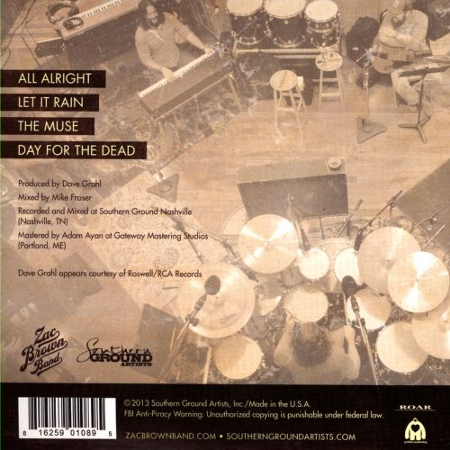 The Grohl Sessions, Vol. 1