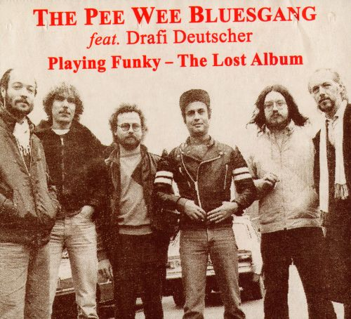 Playing Funky: The Lost Album