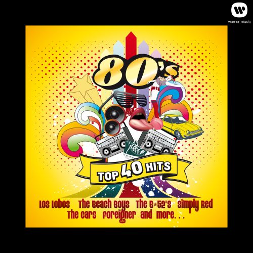 80's Top 40 Hits