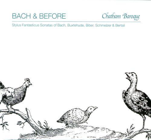 Bach & Before