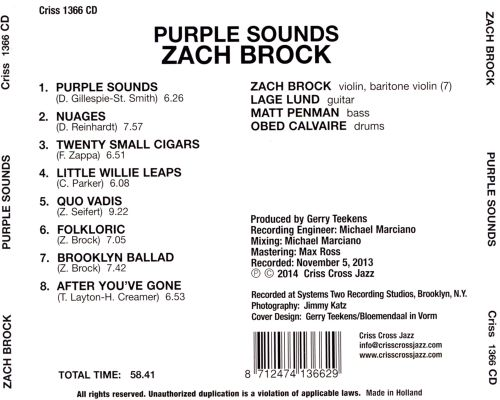 Purple Sounds