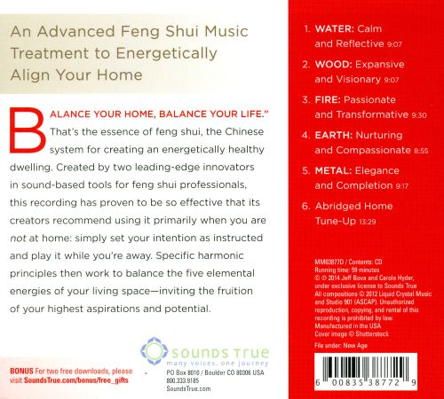Harmonize Your Home: Feng Shui Music to Balance Your Space and Your Life