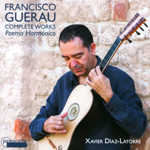 Francisco Guerau: Complete Works for Guitar