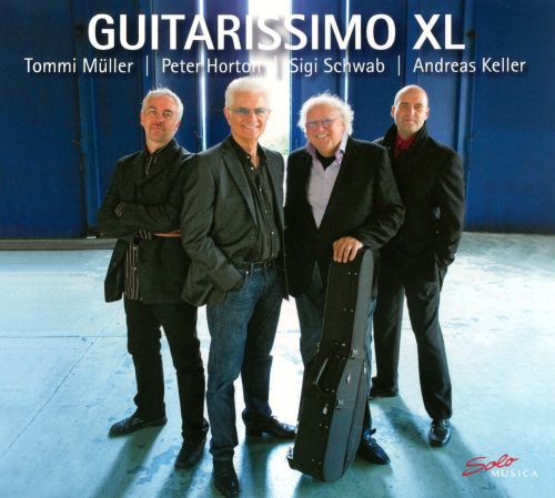 Guitarissimo XL