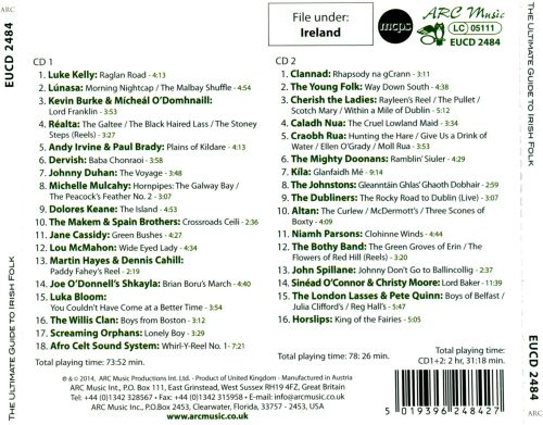 The Ultimate Guide to Irish Folk