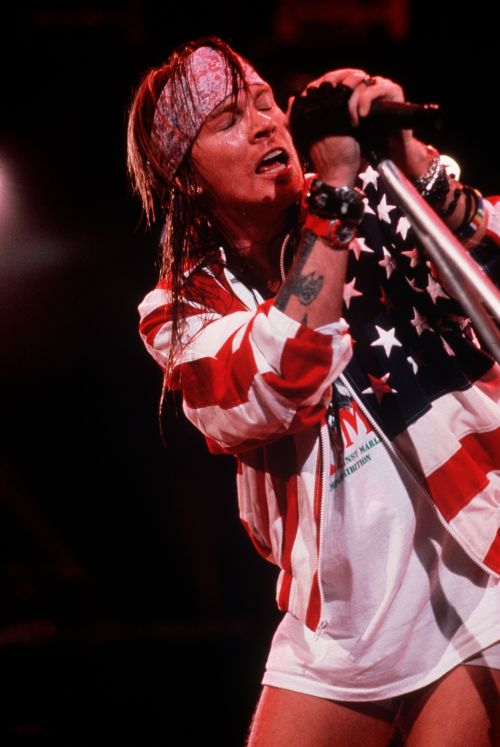 Image result for axl rose