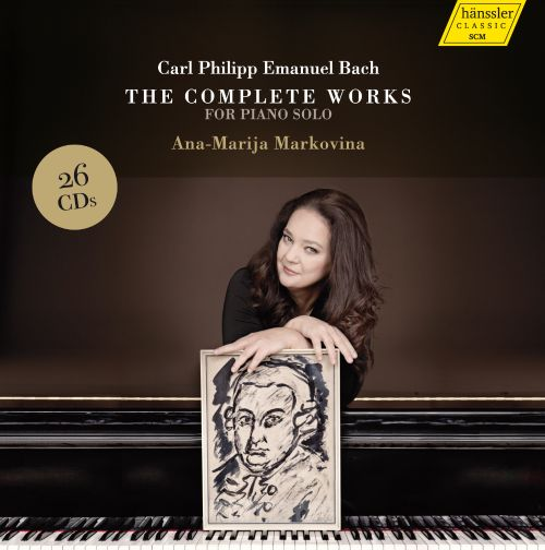Carl Philipp Emanuel Bach: The Complete Works for Piano Solo