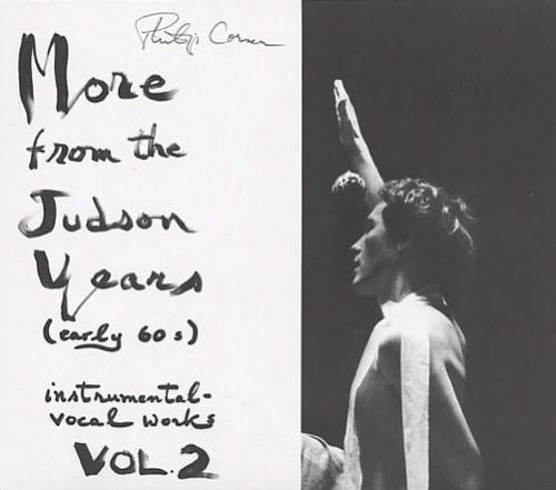 More from the Judson Years (Early 60s): Instrumental-Vocal Works, Vol. 2