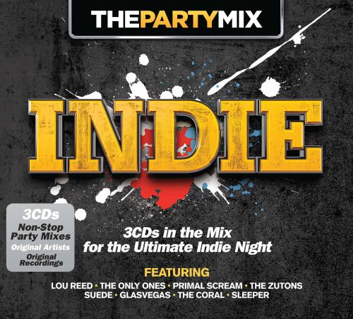 The Party Mix: Indie