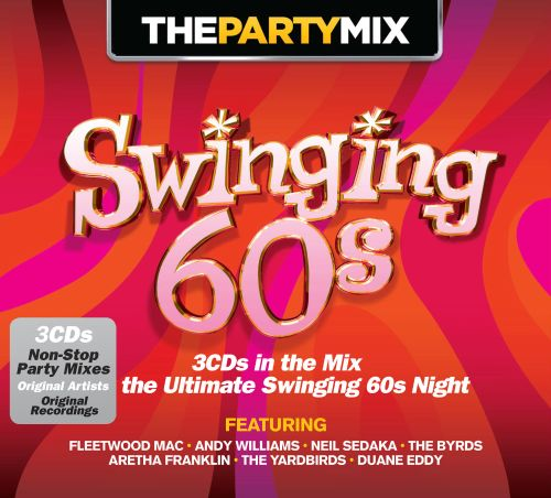 The Party Mix: Swinging '60s