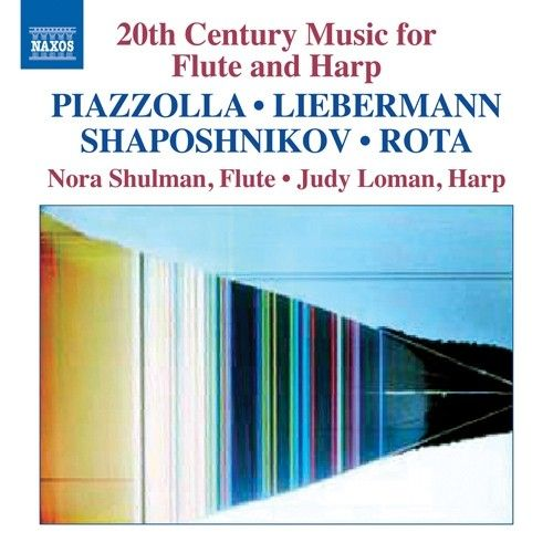 20th Century Music for Flute and Harp
