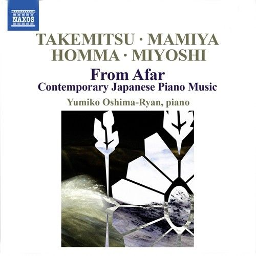 From Afar: Contemporary Japanese Piano Music