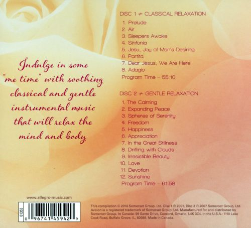 Me Time: Music for Relaxation