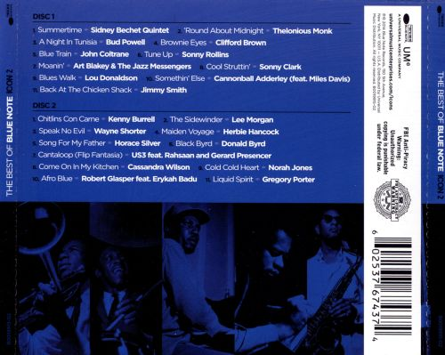 Icon 2: The Best of Blue Note