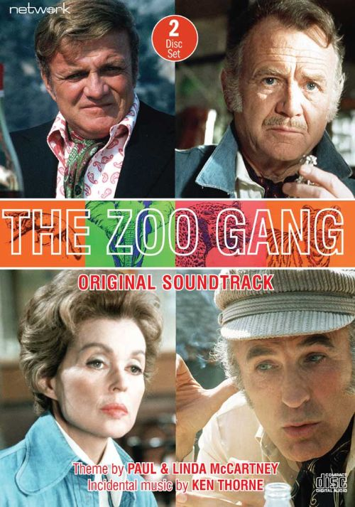 The Zoo Gang [Original Motion Picture Soundtrack]