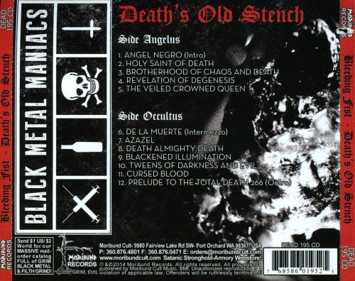 Death's Old Stench: The Deathcult Sessions! Unreleased Material 2011-2013