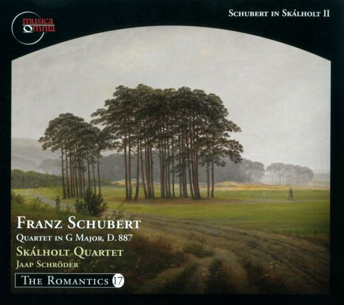 Franz Schubert: Quartet in G major, D. 887