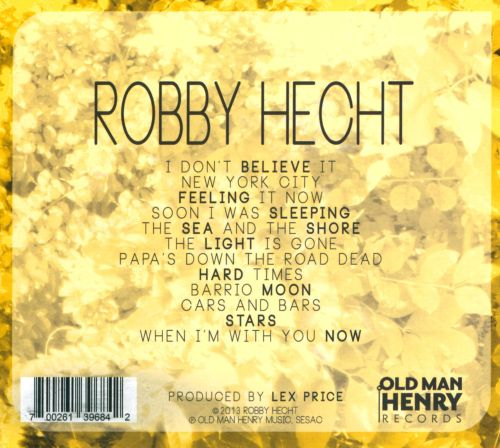 Robby Hecht