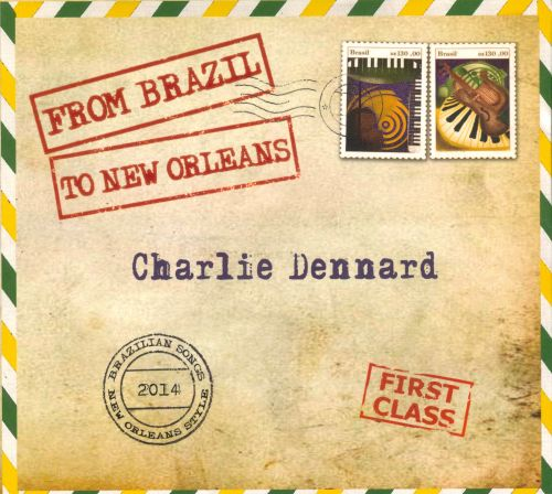 From Brazil To New Orleans: Brazilian Songs - New Orleans Style