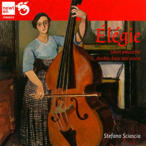 Élégie: Short Pieces for Double-Bass and Piano
