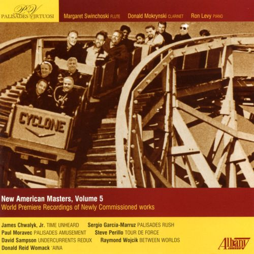 New American Masters, Vol. 5