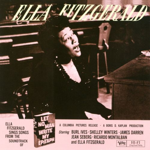 ella sings songs from let no man write my epitaph ella  ella sings songs from