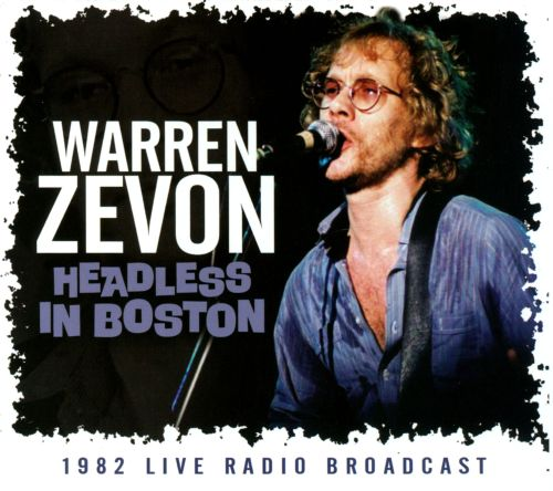 Headless in Boston: 1982 Live Radio Broadcast