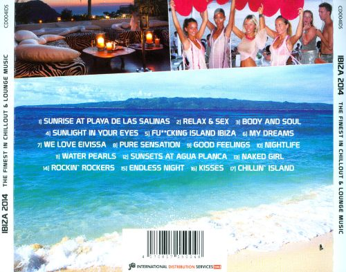 Ibiza 2014: The Finest in Chillout & Lounge Music
