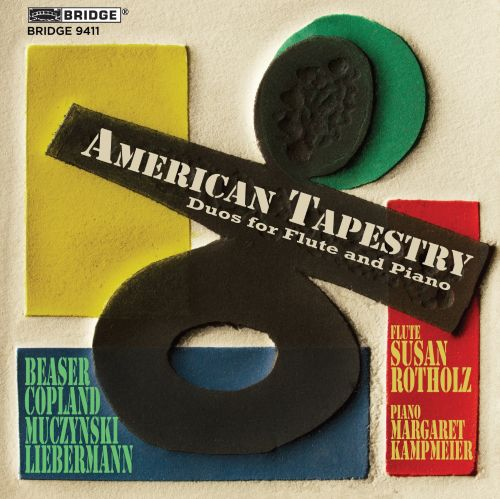 American Tapestry: Duos for Flute and Piano