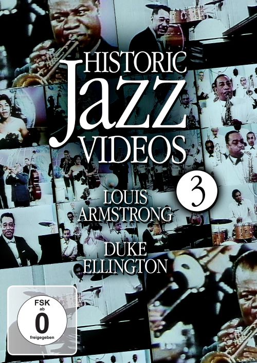Historic Jazz Videos, Vol. 3