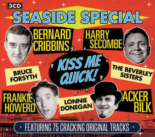 Seaside Special: Kiss Me Quick!