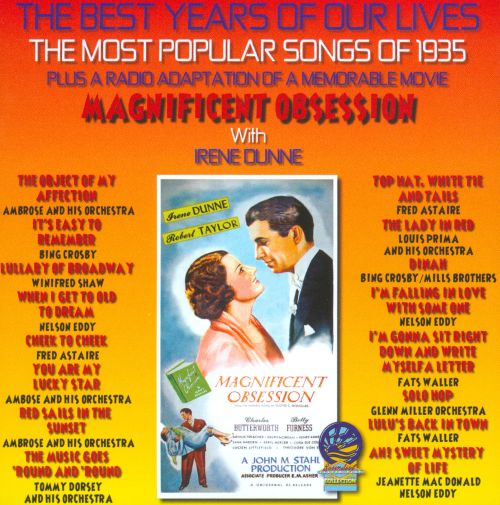 The  Best Years of Our Lives: The Most Popular Songs of 1935