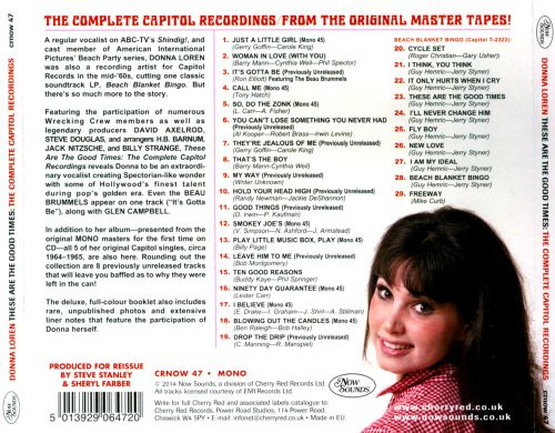 These Are the Good Times: The Complete Capitol Recordings