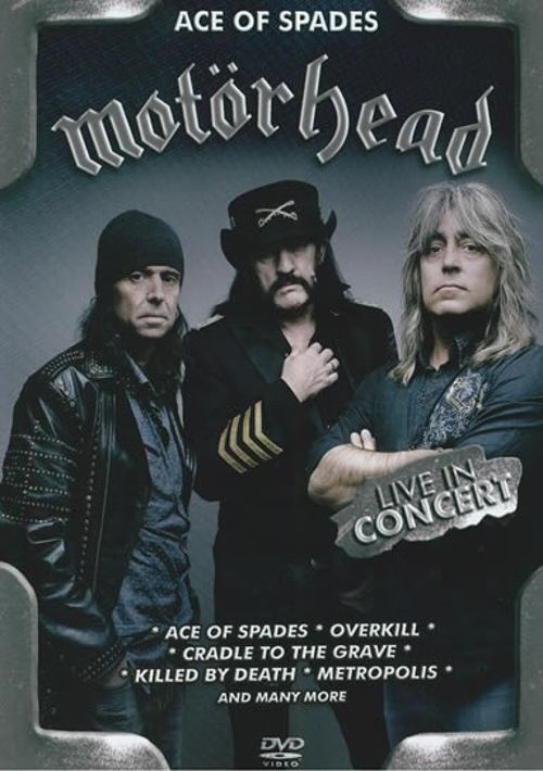 Ace of Spades: Live in Concert