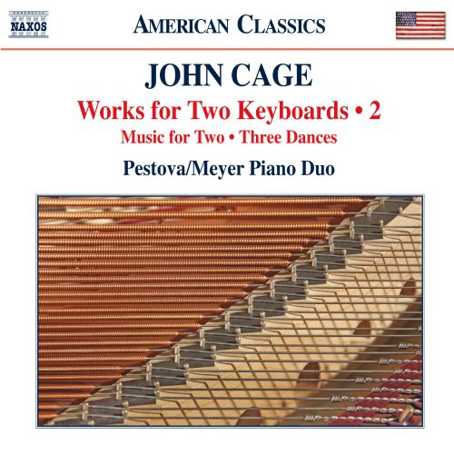 John Cage: Works for Two Keyboards, Vol. 2