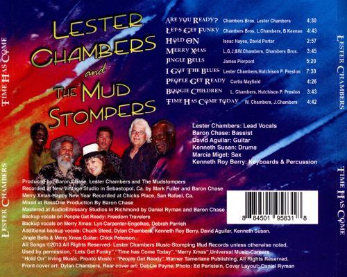 Lester Chambers Time Has Come