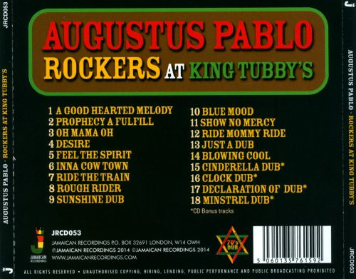 Rockers at King Tubby's