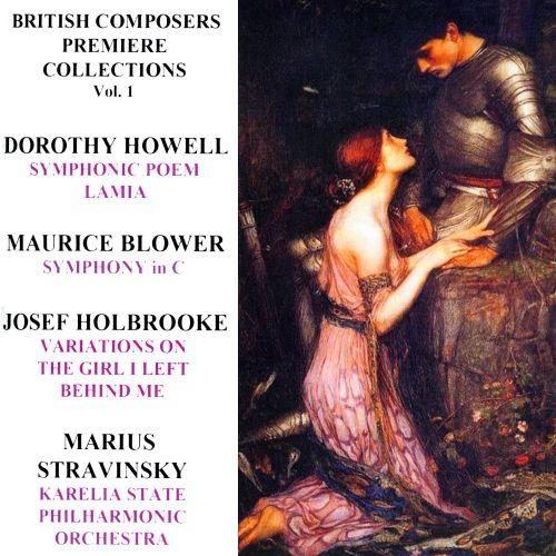 British Composers Premiere Collections, Vol. 1