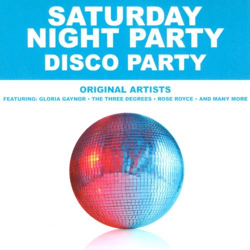 Saturday Night Party: Disco Party