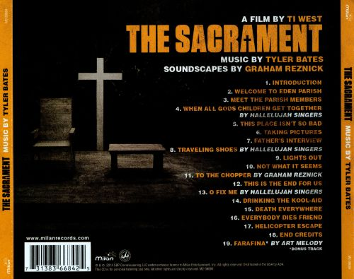 The Sacrament [Original Soundtrack]