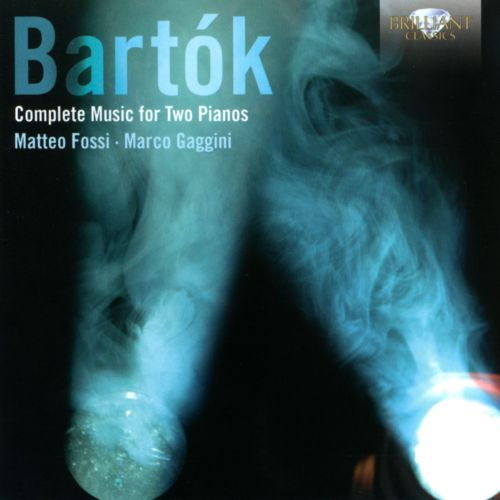 Bartók: Complete Music for Two Pianos