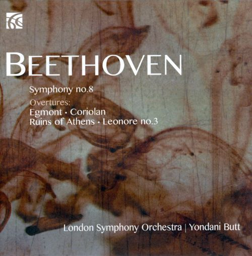 Beethoven: Symphony No. 8; Overtures