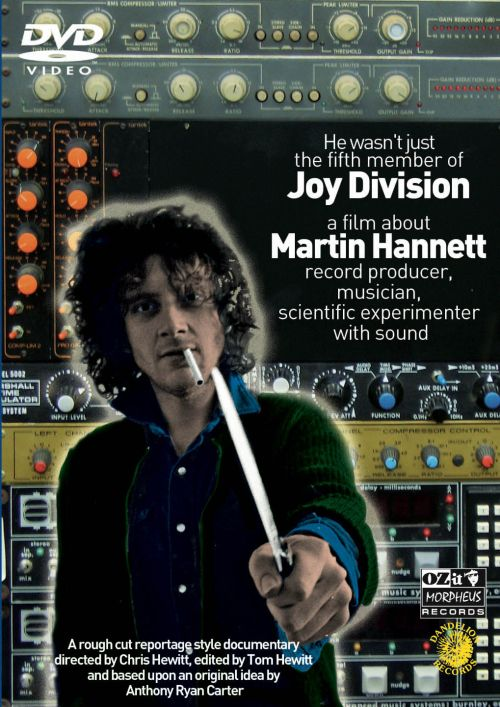 He Wasn't Just the Fifth Member of Joy Division: A Film About Martin Hannett