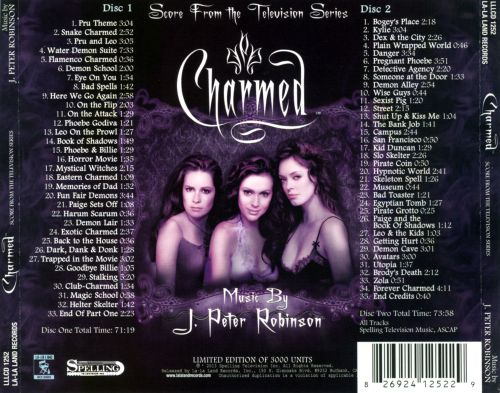 Charmed [Score form the Television Series]